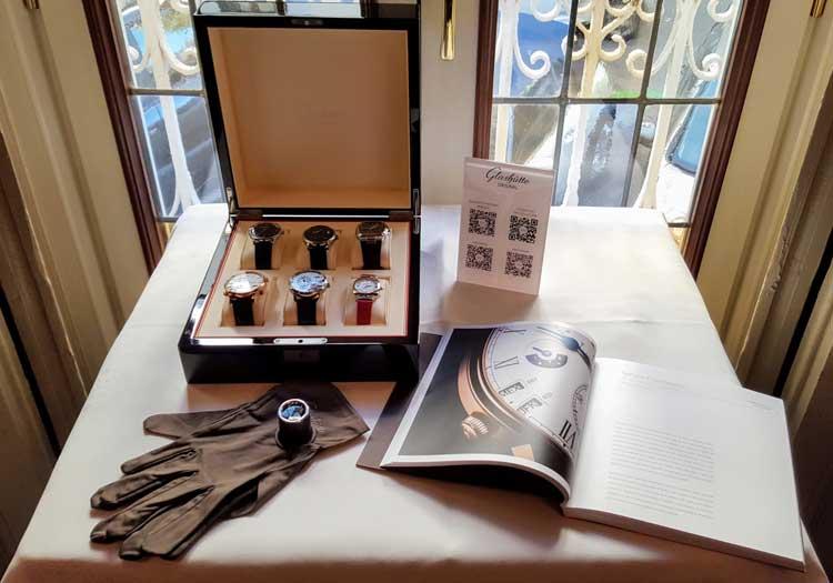 Relojes de Glashütte Original para la Navidad | Revista Tu Gran Viaje