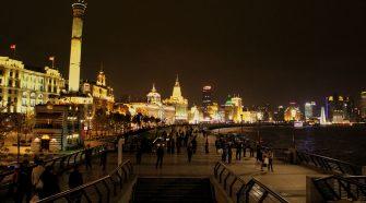 Postal desde el Bund de Shanghai   Tu Gran Viaje