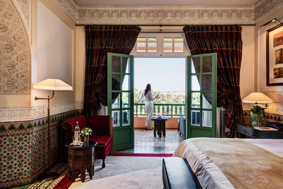 La Mamounia: la felicidad era esto | Los mejores hoteles del mundo en Tu Gran Viaje