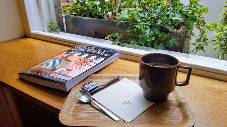 Monocle Cafe de Londres | La mejor street food de Londres | Revista Tu Gran Viaje