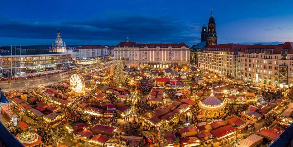 Ofertas de viajes a los mercadillos de Berlín y Dresde Navidad 2017 | Tu Gran Viaje