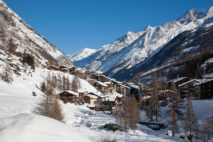 Zermatt. Esquiar en Suiza | Tu Gran Viaje