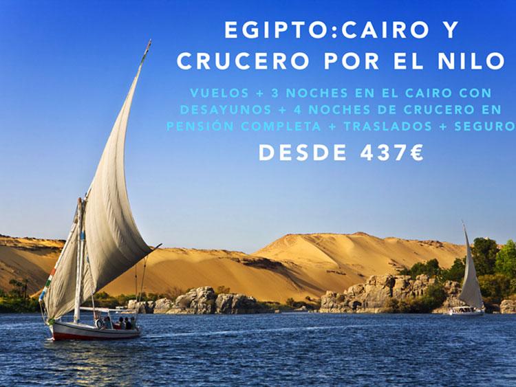 Oferta de viaje a Egipto desde 437€ por persona | Tu Gran Viaje | La Navidad en Egiptoi