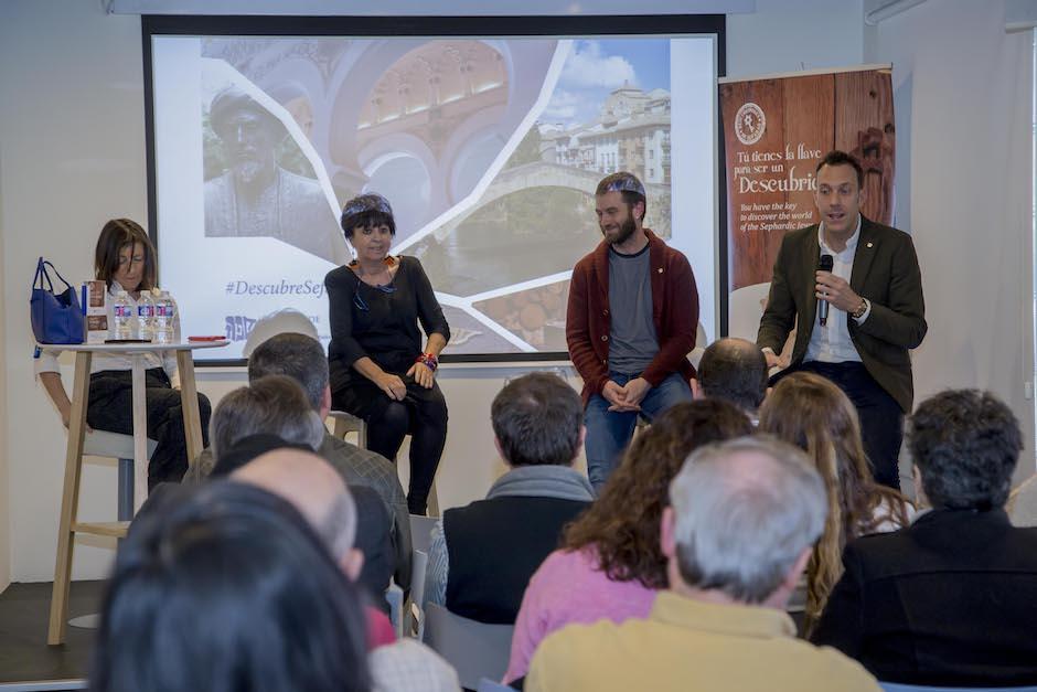 Presentación de la Red de Juderías en Madrid | Tu Gran Viaje