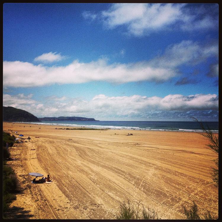 Playa de Berria © Tu Gran Viaje | viajar a Cantabria en invierno