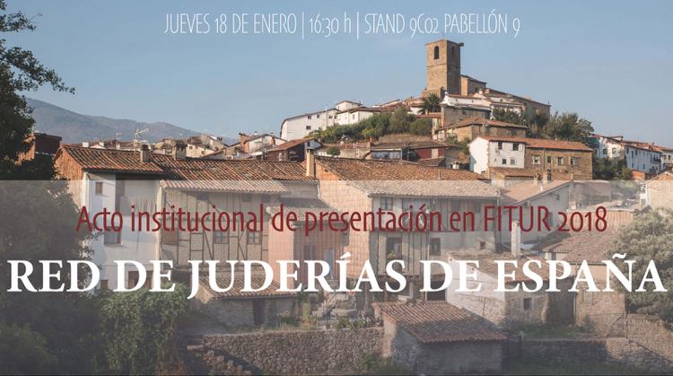 La Red de Juderías de España se presenta en FITUR | Tu Gran Viaje