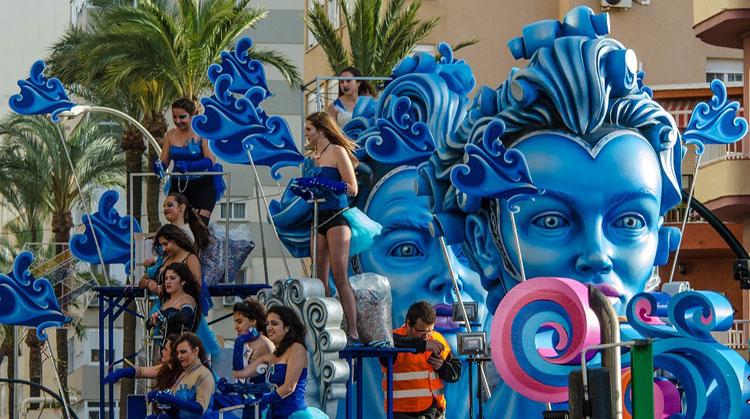 Programación del Carnaval de Cádiz 2018 en Tu Gran Viaje | © Manuel de la Varga López