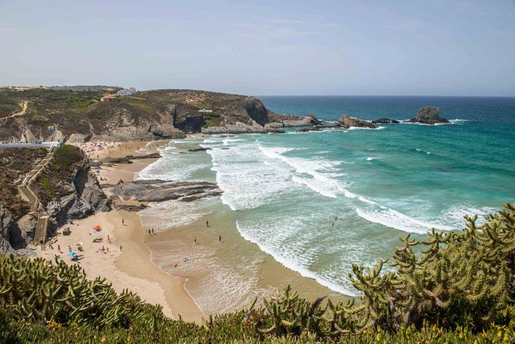 Praia de Zambujeria. © Turismo de Alentejo | Postal desde el Alentejo | Tu Gran Viaje