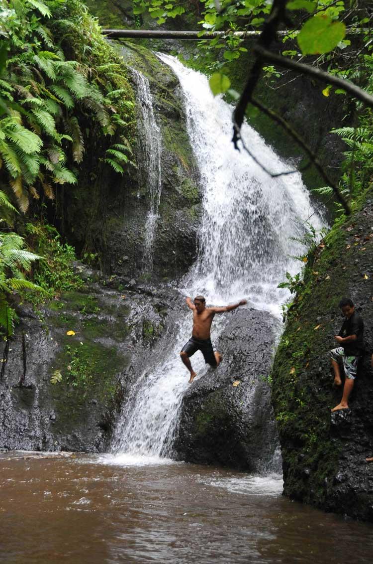 Wigmore Falls, Rarotonga, Islas Cook | Naturaleza en las islas del Pacífico | Tu Gran Viaje