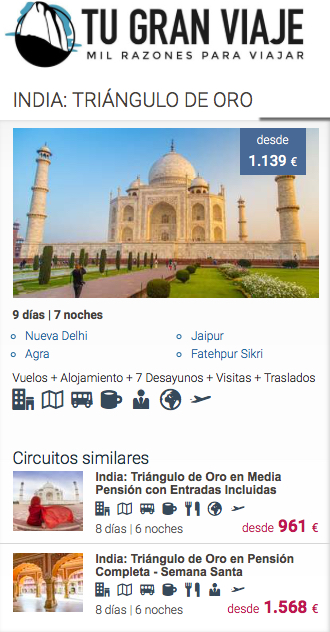 turismo de rajastán | ofertas de viajes baratos a la India con Tu Gran Viaje