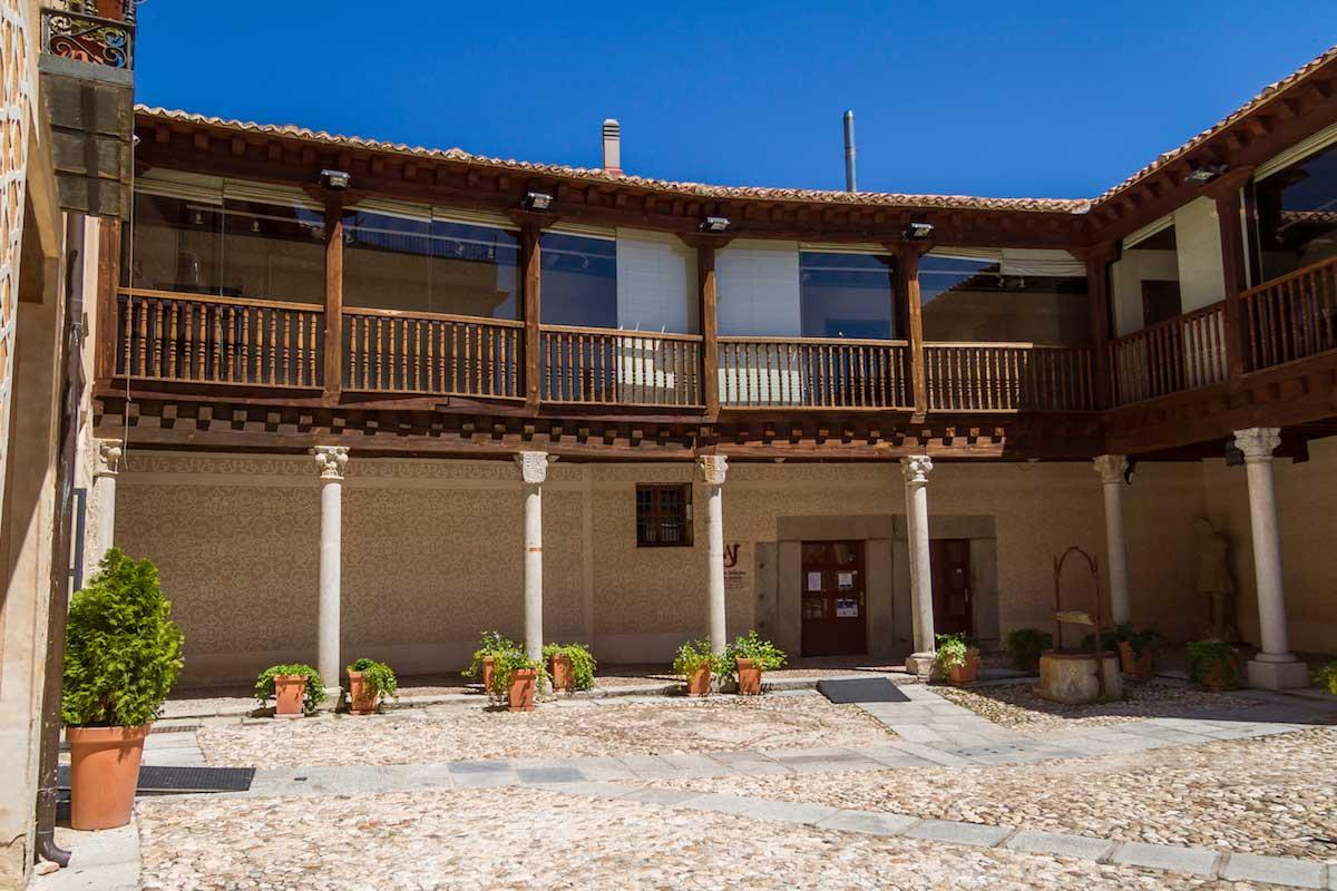 Centro didáctico de la Judería de Segovia. © Red de Juderías de España   Tu Gran Viaje Descubre Sefarad