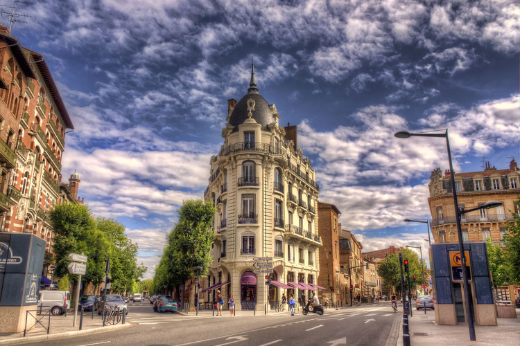 Fin de semana en Toulouse