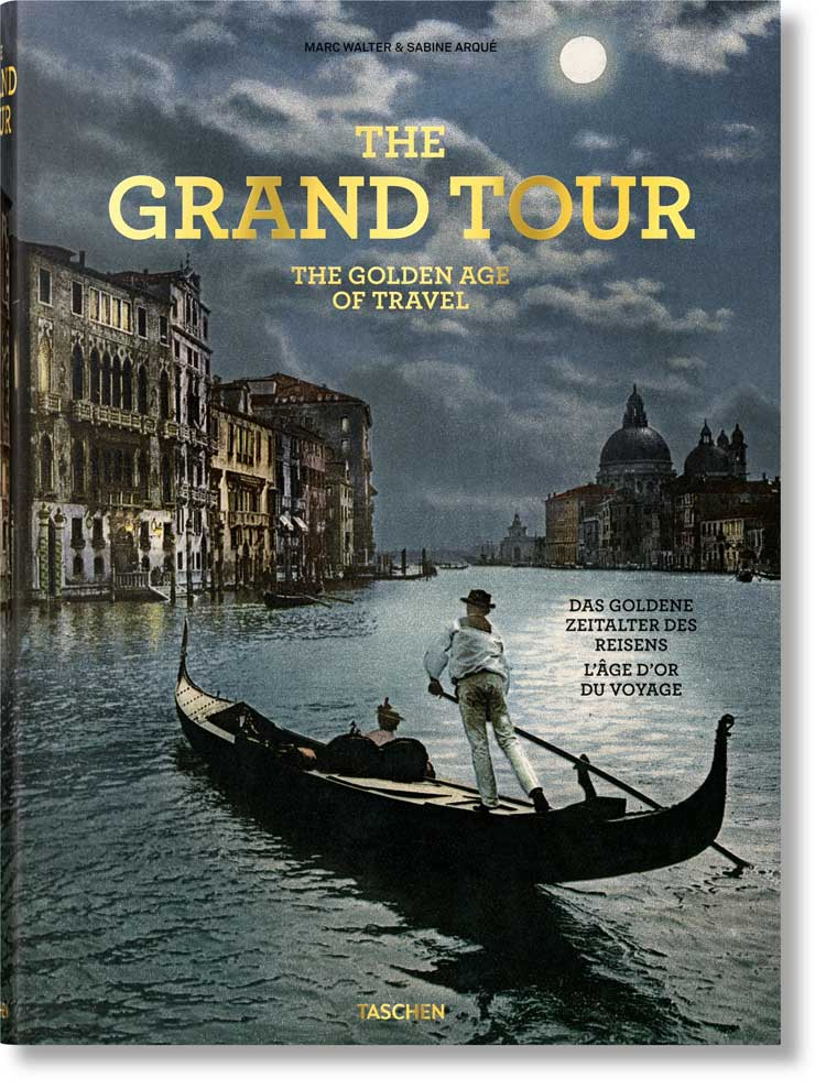 The Grand Tour de Taschen | Tu Gran Viaje