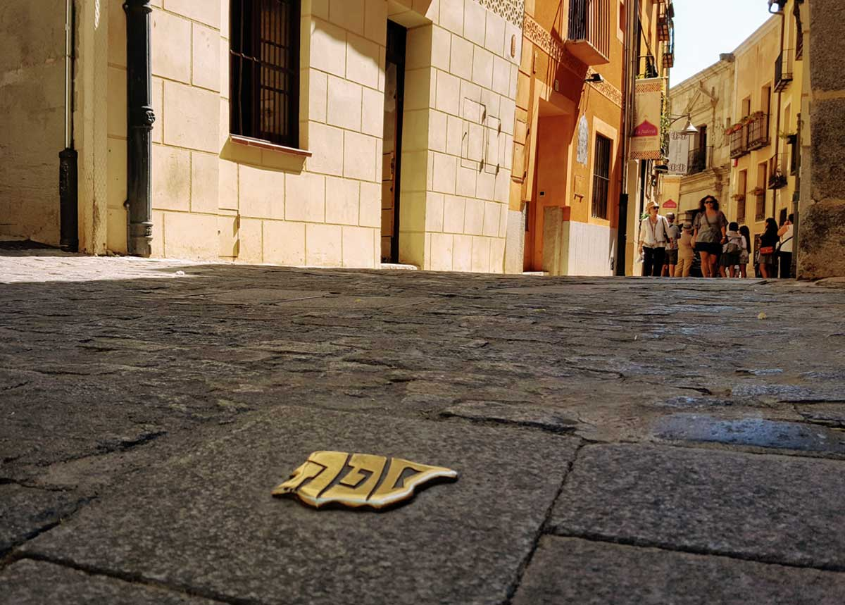 Paseando por la Judería de Segovia | Descubre Sefarad | © Clemente Corona - Red de Juderías de España