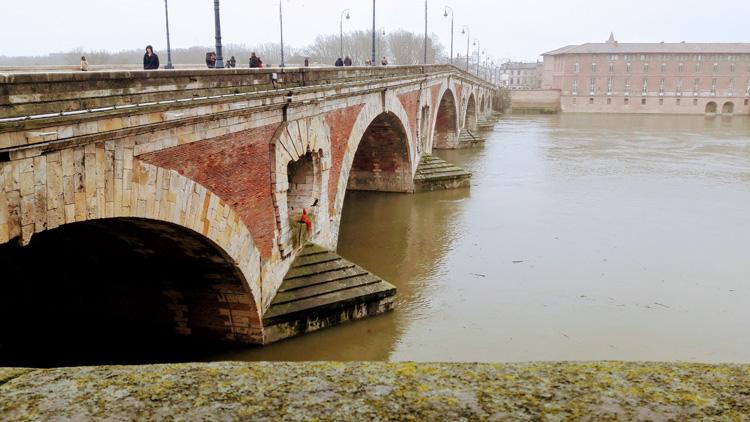 El Puente Nuevo de Toulouse. © Pilar Carrizosa | Tu Gran Viaje