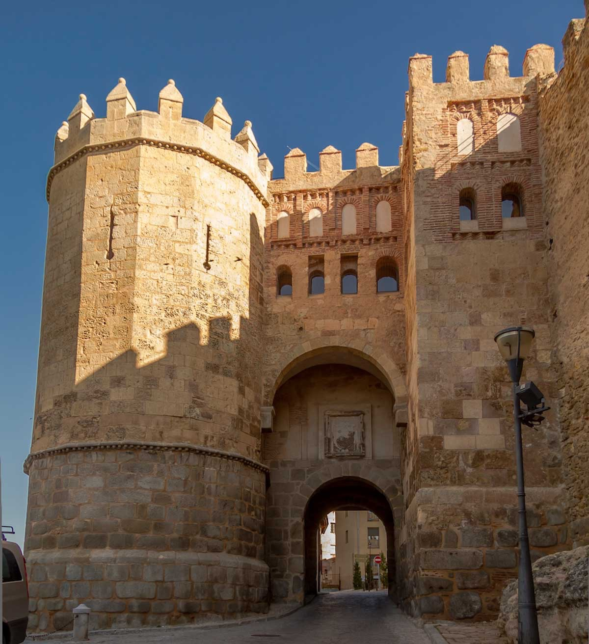 La Puerta de San Andrés © Red de Juderías de España   Paseando por la Judería de Segovia   Tu Gran Viaje   Descubre Sefarad