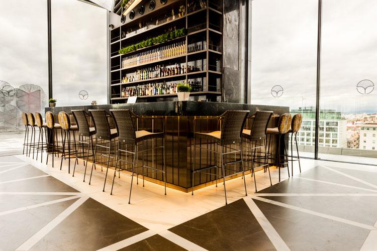 Vp plaza espa a design 5 nuevo hotel de lujo en madrid for Design merrion hotel 4