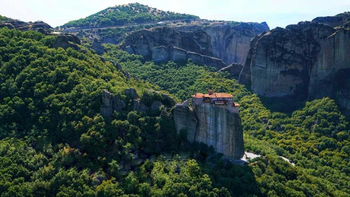 Los Monasterios de Meteora   Tu Gran Viaje