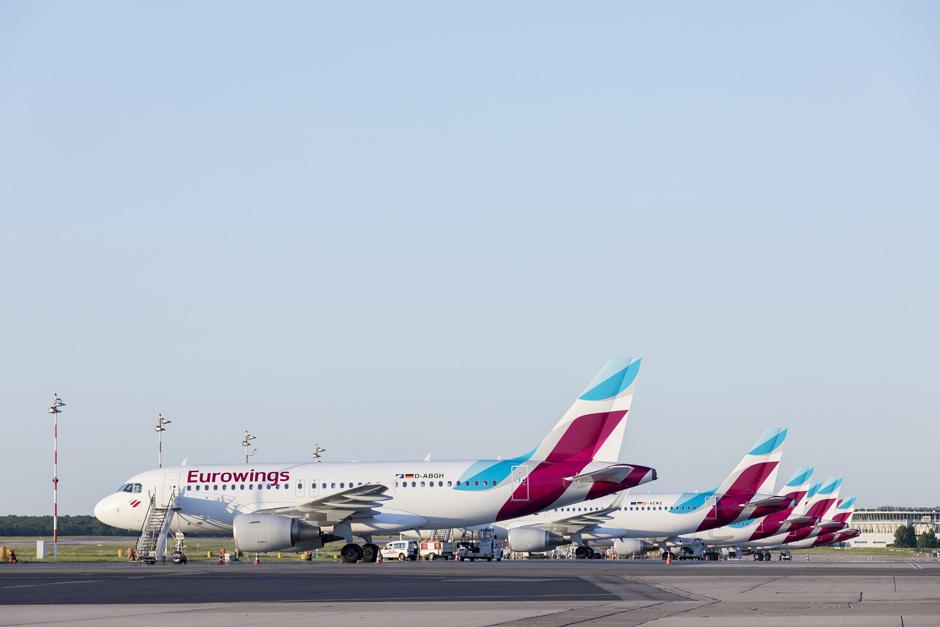 Así es el nuevo Airbus A330 de Eurowings | Noticias de Turismo en Tu Gran Viaje