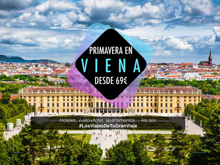 ofertas de viajes baratos a Viena   Tu Gran Viaje