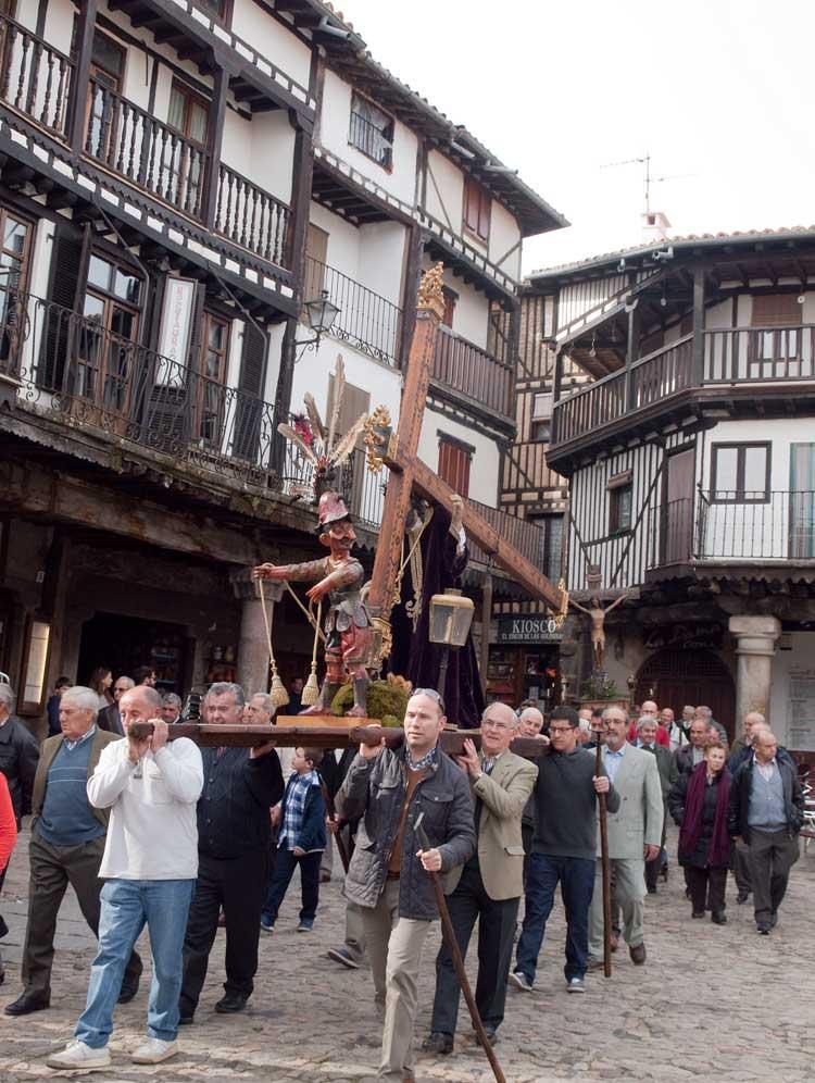Procesión de El Juíta en La Alberca | Semana Santa en Salamanca | Tu Gran Viaje
