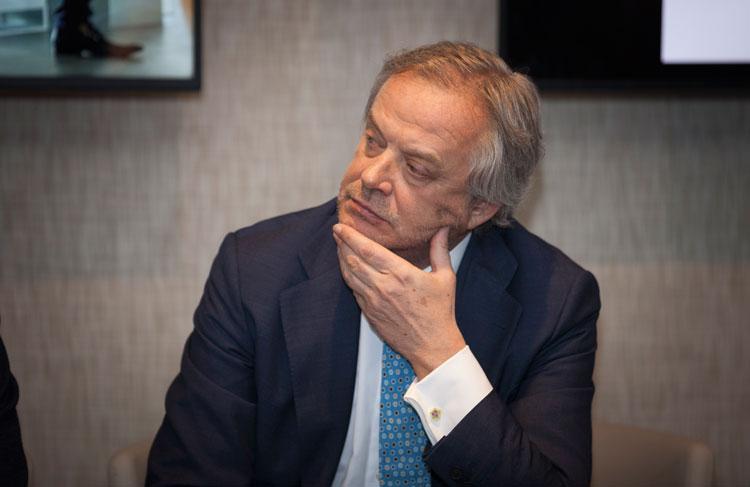Hilario Alfaro, presidente de Madrid Foro Empresarial | Expo Turismo de Negocios