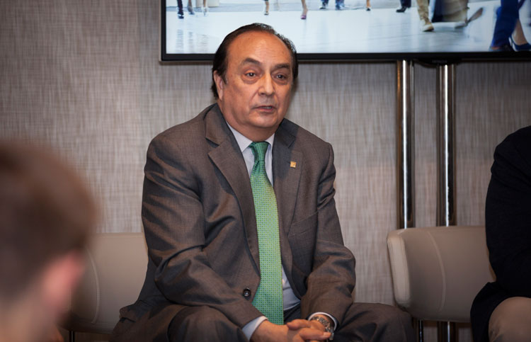 Luis Felipe Antoja, presidente del grupo empresarial turístico AVASA | Expo Turismo de Negocios