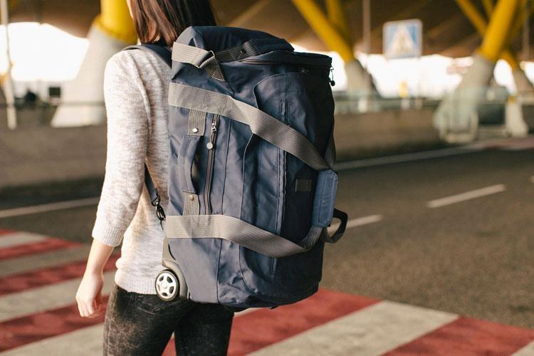 Eco Maleta Foldable Lefrik | Regalos para el día de la Madre Madres viajeras en Tu Gran Viaje