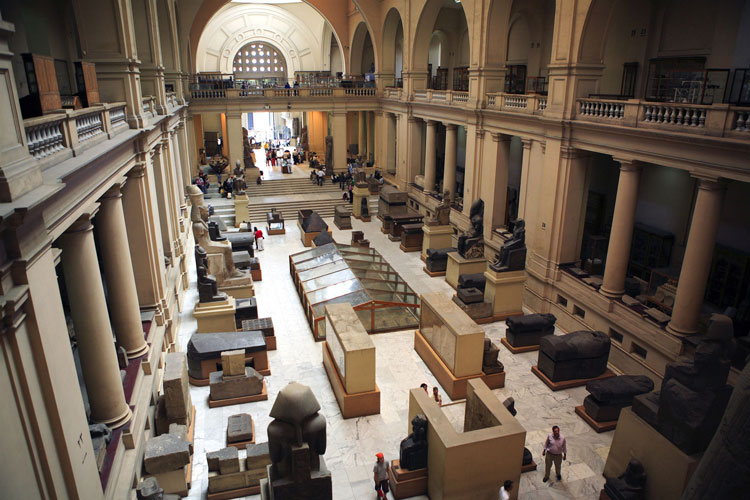 Museo Egipcio de El Cairo. Ofertas para Viajar a El Cairo   Tu Gran Viaje