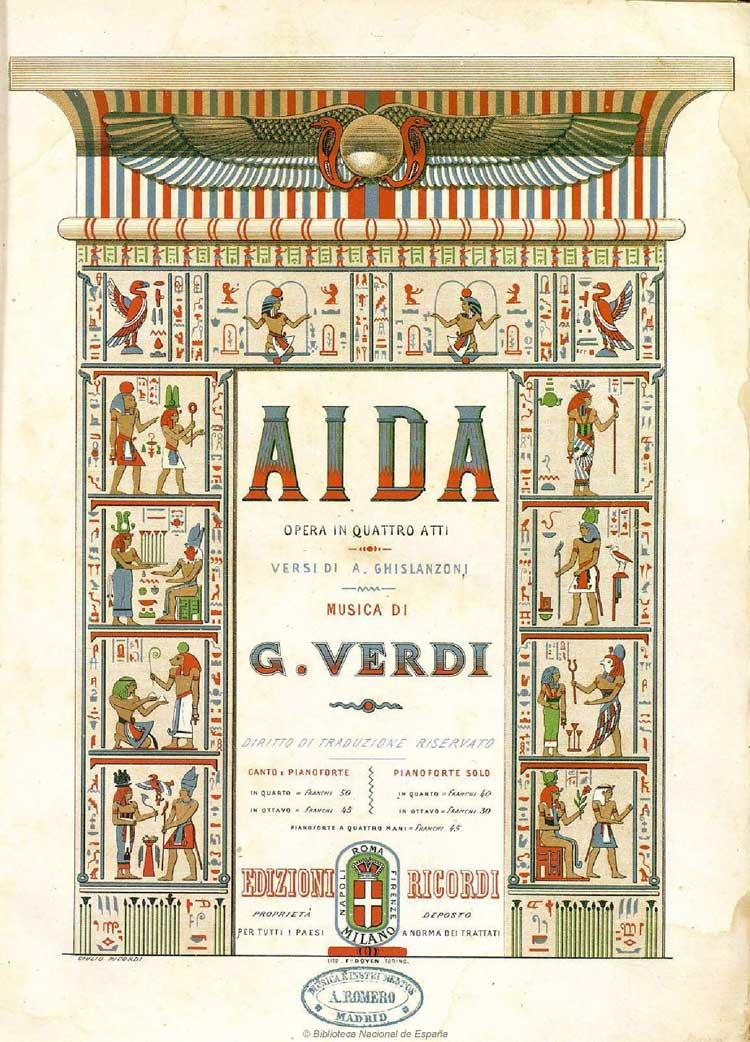 exposición 'Aida: el Egipto imaginado'   Tu Gran Viaje