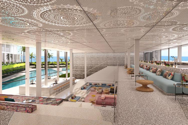 Así será el nuevo hotel W Ibiza   Tu Gran Viaje