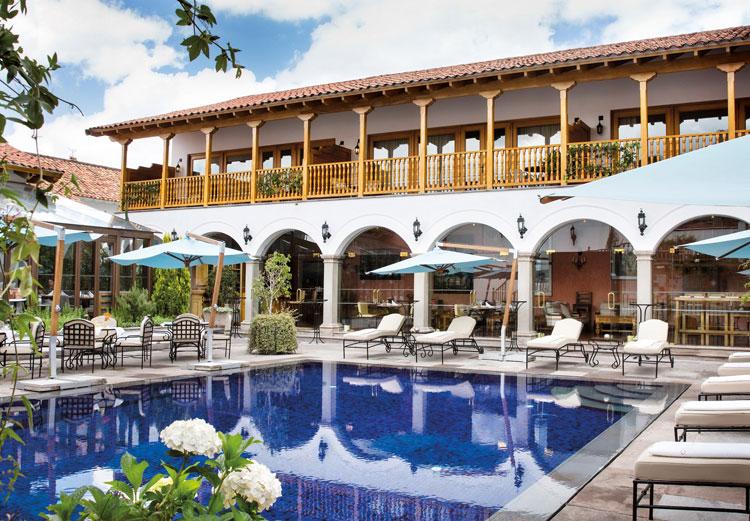 © Belmond Palacio Nazarenas Cusco   Los mejores hoteles healthy del mundo en Tu Gran Viaje
