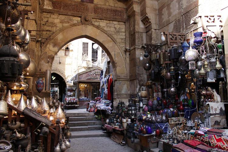 Zocos y bazares de El Cairo. Ofertas para Viajar a El Cairo   Tu Gran Viaje