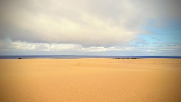 Dunas de Corralejo. Viajar a Fuerteventura | Tu Gran Viaje