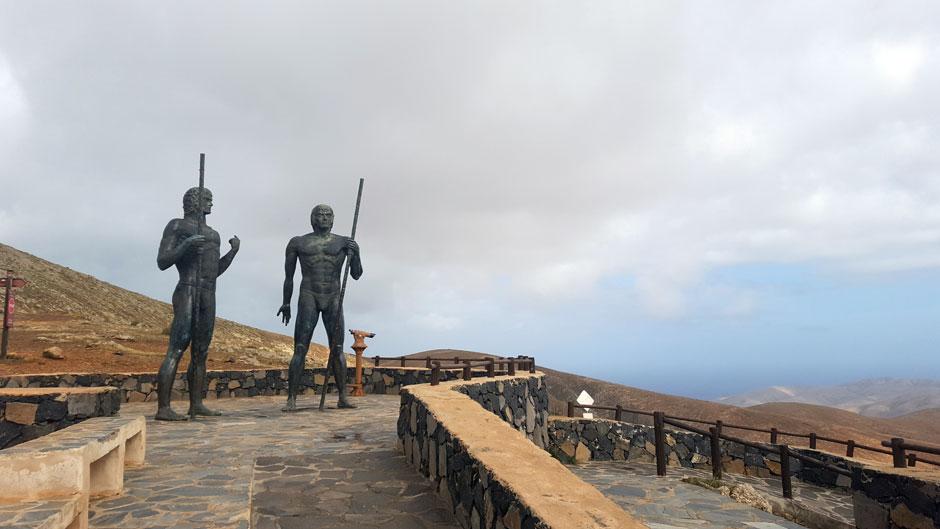 Mirador de Guise y Azoye © Tu Gran Viaje | Viajar a Fuerteventura