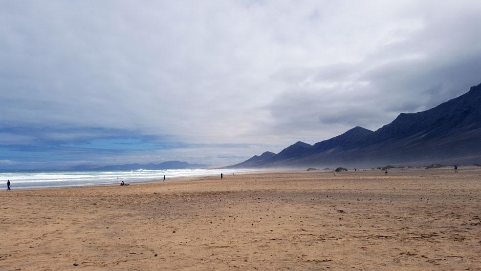 Playa de Cofete © Tu Gran Viaje | Viajar a Fuerteventura