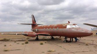 Se subasta el avión de Elvis Presley | Tu Gran Viaje