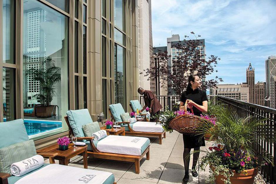 The Peninsula Chicago | Los mejores hoteles boutique de Chicago en Tu Gran Viaje